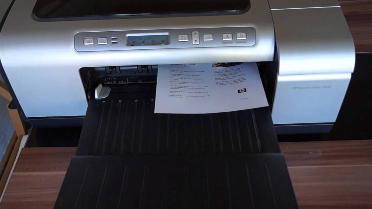 hp business inkjet 2800 youtube rh youtube com hp business inkjet 2800 service manual download hp business inkjet 2800 parts manual
