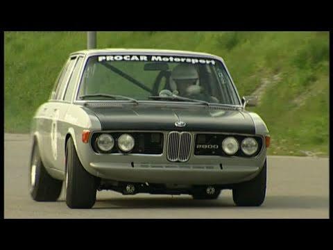 BMW 2800 Rennlimousine