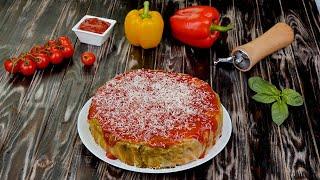 Пирог «Ленивый голубец» - Рецепты от Со Вкусом