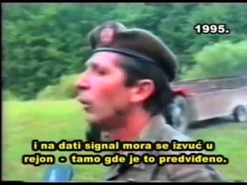 """Republika Srpska Krajina neposredno prije operacije """"Oluja"""""""