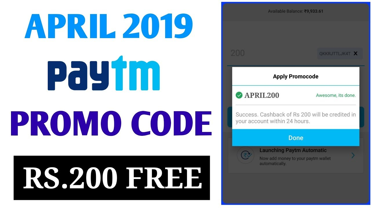 Offers on Paying for your Transactions with Paytm Wallet :
