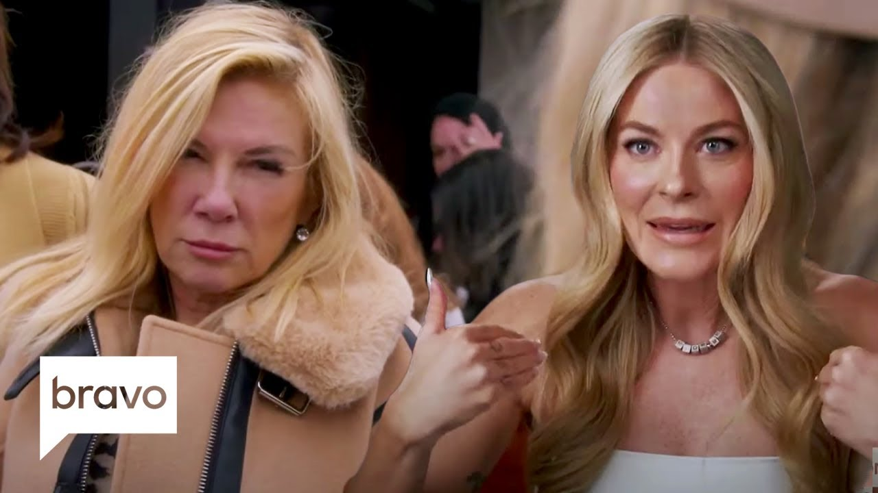 Why Is Ramona Singer Monitoring Leah McSweeney? | RHONY Highlights (S12 Ep9)