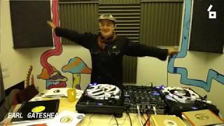 Earl Gateshead live on boxout fm