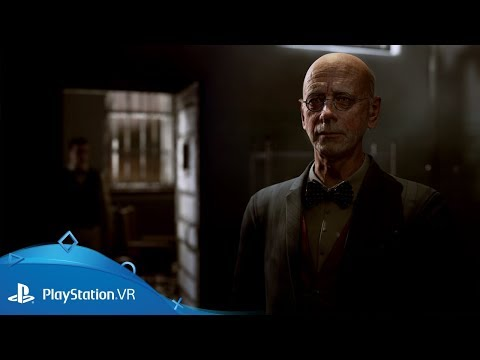 The Inpatient | Story Trailer | PlayStation VR