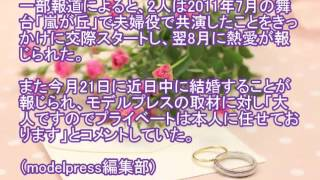 元モーニング娘の女優の安倍なつみと俳優の山崎育三郎が29日、結婚する...