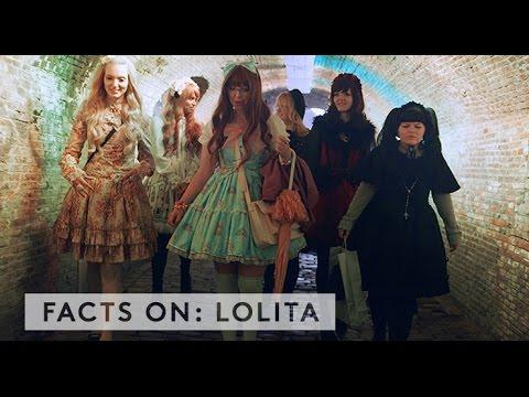 Lolita Fashion In Amsterdam | Facts On: Global Fashion | Refinery29