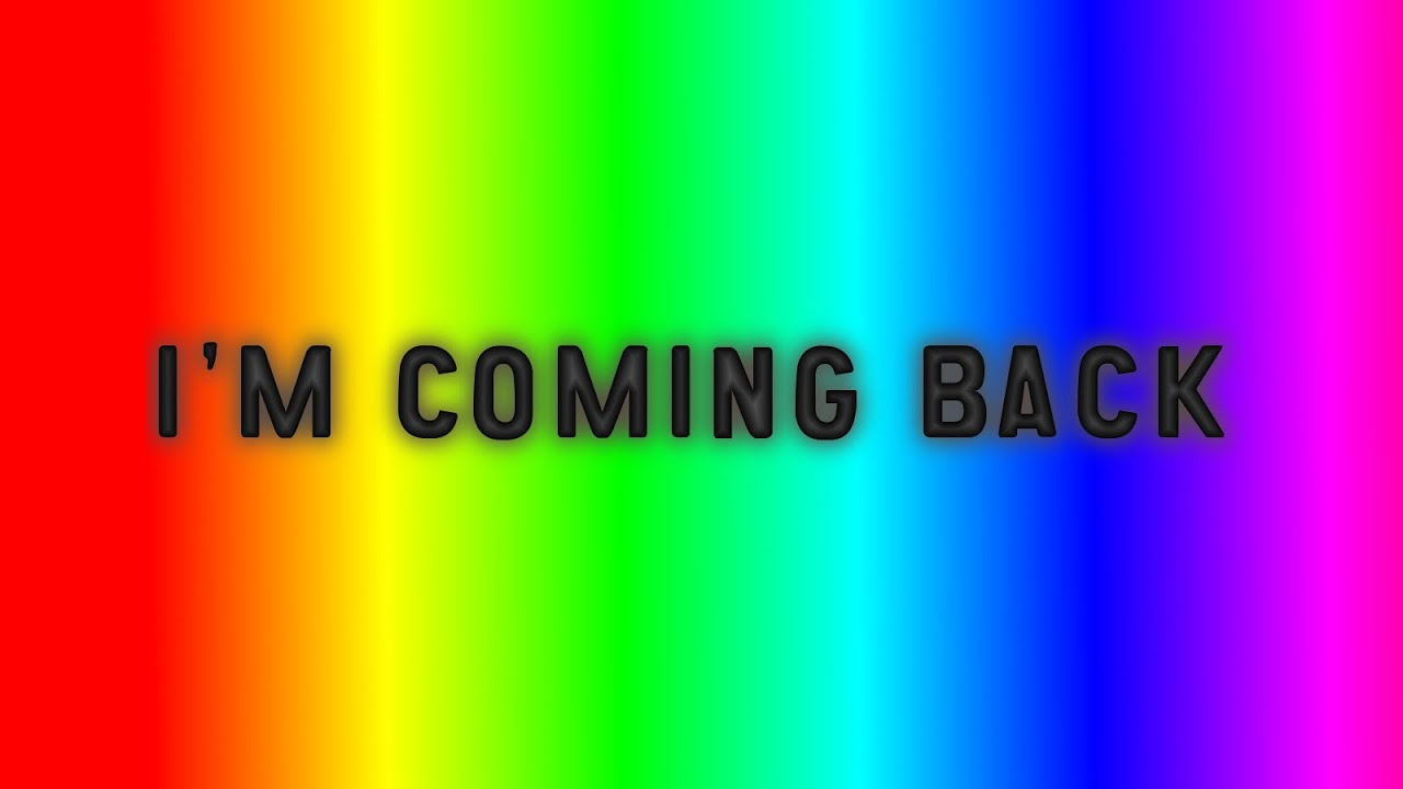 other i m coming back youtube