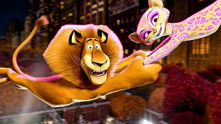 MADAGASCAR 3 All Movie Clips (2012)