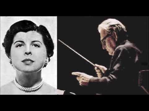 """W. A. Mozart """"Exultate Jubilate"""" Maria Stader/Otto Klemperer"""