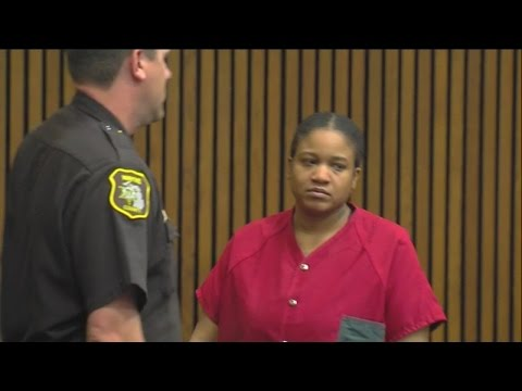 Mitchelle Blair pleads guilty to murdering her 2 children
