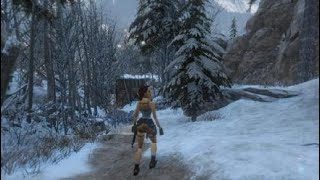 Rise of the Tomb Raider poza grafikom exploring map