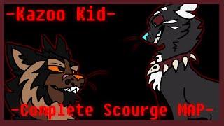 【 Kazoo Kid    Scourge MAP    COMPLETE 】