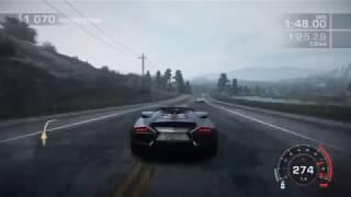 Lamborghini Reventon Roadster - Ultimately Open (NFS Hot Pursuit 2010) + ReShade (.ini download)