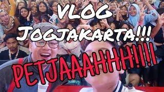 D'VLOG #1 JOGJA GOKIIIIILLLL PETJAH bangeettt !1!1!1