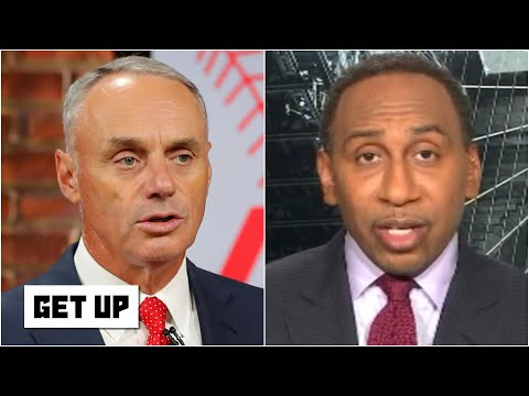 Stephen A. isn't surprised MLB is struggling to start the 2020 season | Get Up from YouTube · Duration:  3 minutes 2 seconds