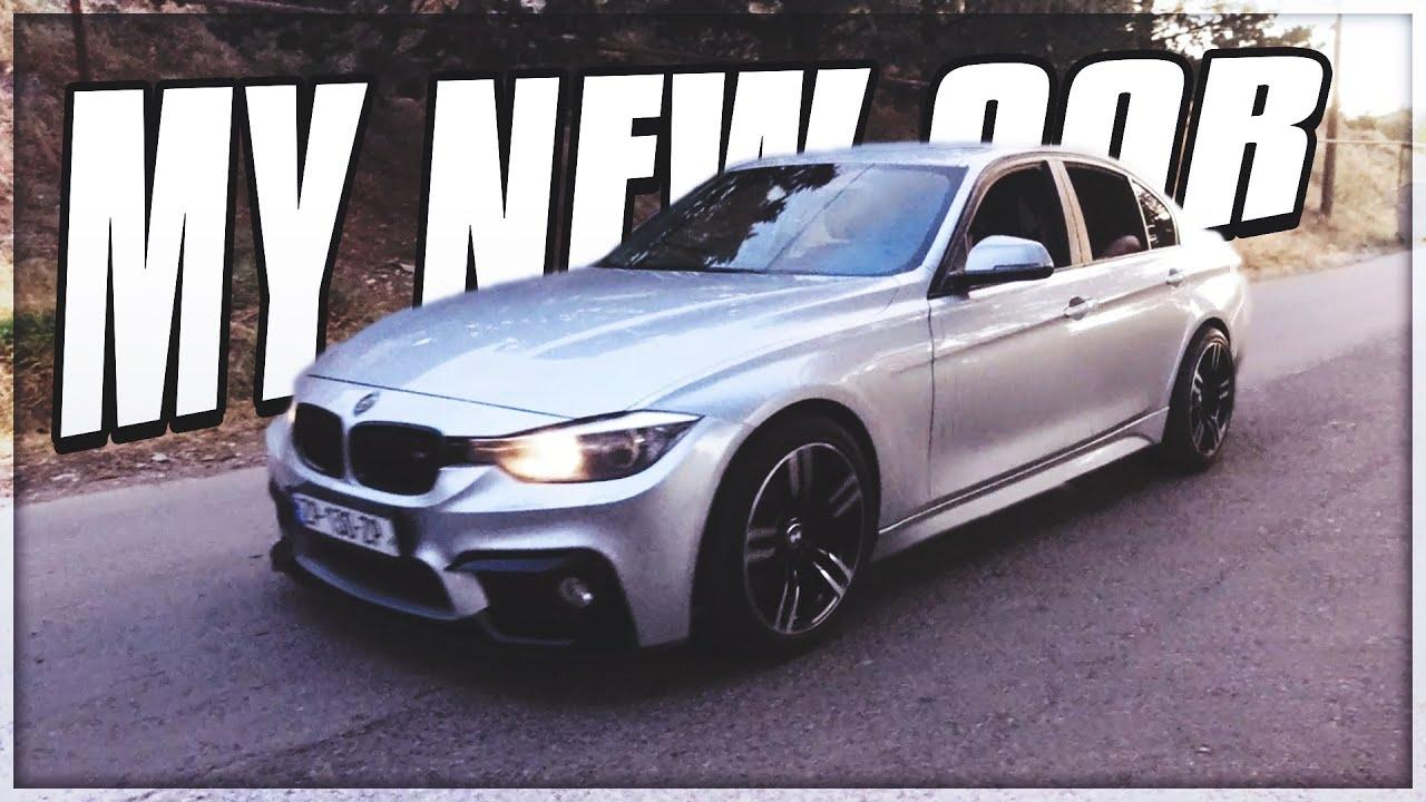 ჩემი ახალი მანქანა! BMW F30 | VLOG #43