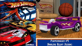 Hot Wheels: Beat That! Playthrough #4 - Bowling Alley (Turbo)