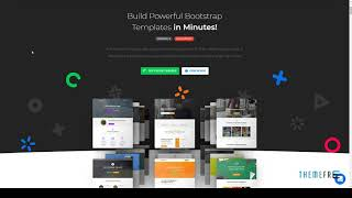"MEGAPACK -"" Marketing HTML Landing Pages Pack + PixFort Page Builder"