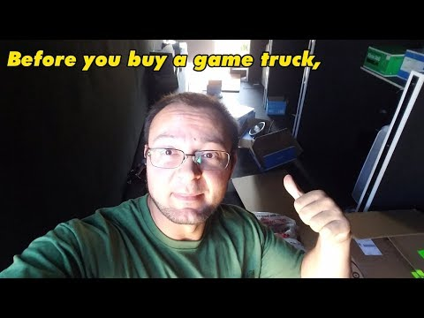 Before You Buy A Game Truck Watch This Video