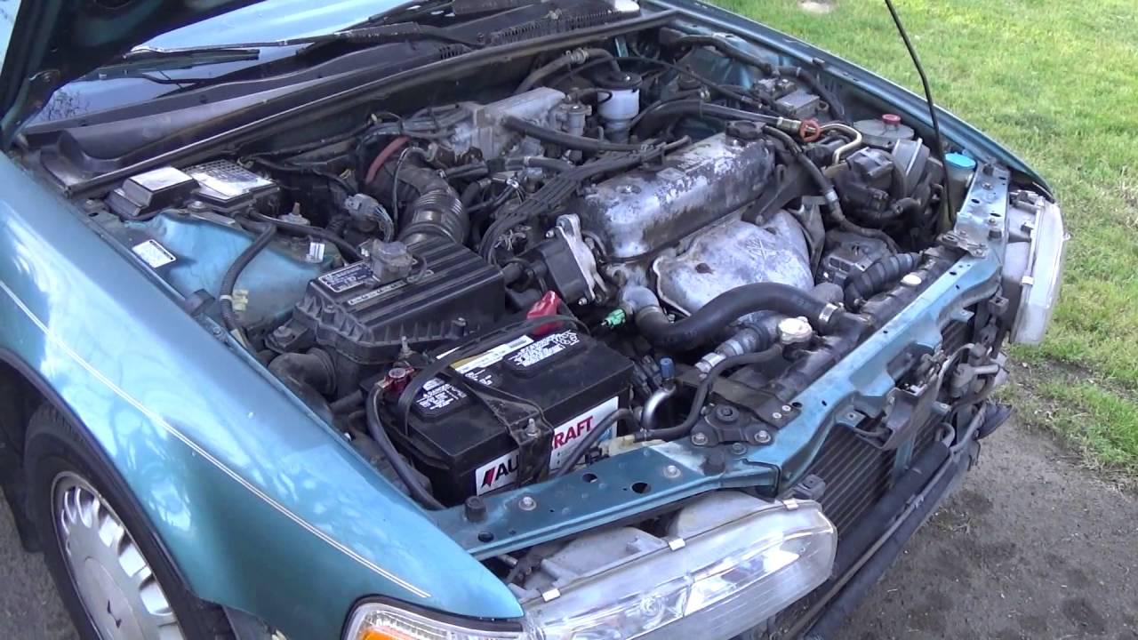 1990 honda accord vehicle speed sensor replacement [ 1280 x 720 Pixel ]