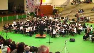 HD Crater Lake Overture: 2010 Central District Beginning Honor Band