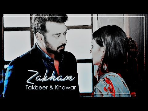 "❥ Takbeer & Khawar | ""All the poems from your beautiful eyes..."" [+English/Turkish Subtitles]"