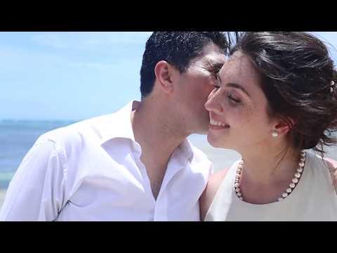 Свадебная церемония в Доминикане от компании Два Банана