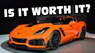 2019 Corvette ZR1 - The Ultimate Front Engine Corvette for $125,000!
