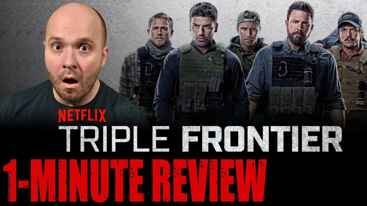 triple frontier kritik
