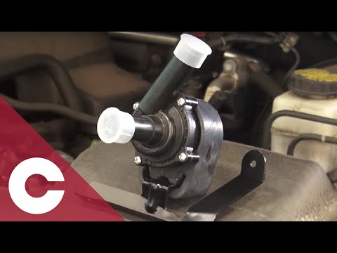 CARDONE 100% New Auxiliary Coolant Pumps and Installation