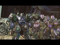 Transformers: Fall Of Cybertron - Chapter 6: Death From Above (Vortex) [full level]