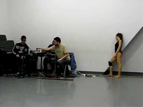 Mixed Movement-Federica Solo @ Brooklyn Ballet (March 10, 2012)