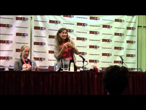 Fan Expo 2012 Veronica Taylor Q&A ( Ash from Pokemon )