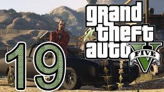Grand Theft Auto V PS4 Walkthrough HD - Dead Man Walking - Part 19 [No Commentary]