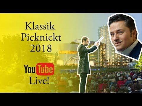 LIVE - Klassik Picknickt: Konzert der Sächsischen Staatskapelle vor der Gläsernen Manufaktur Mp3