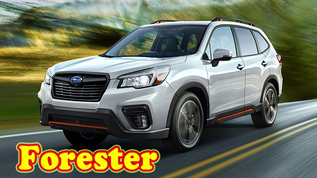 2021 Subaru Forester Concept