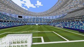 Nizhny Novgorod Stadium Minecraft | Maps download MCPE