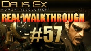 Deus Ex Human Revolution Walkthrough - Part 57 - Smash the State