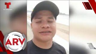Atacan a cantante de Los Recoditos en Sinaloa y queda captado en video | Al Rojo Vivo | Telemundo