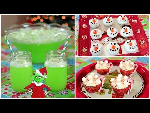 DIY Quick & Easy Christmas Treats