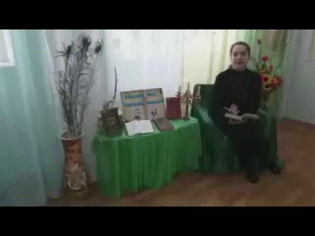 Алина Полупанова читает произведение «Мы встретились случайно, на углу» (Бунин Иван Алексеевич)