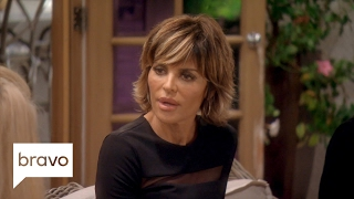 rhobh instead of going high lisa rinna goes low season 7 episode 6   bravo