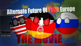 Alternate Future Of YOUR Europe In Countryballs - THE MOVIE (Germany)