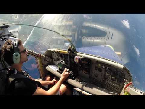 Pilatus PC6 Porter - Skydiving - Extreme Descent