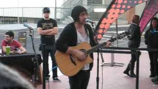 Repeat youtube video All Time Low - Remembering Sunday (Acoustic)