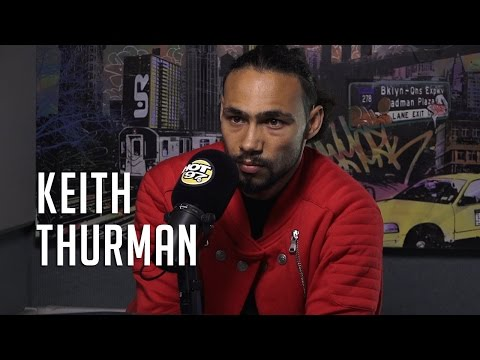 Keith Thurman Talks Garcia Fight,  Mayweather V. Connor + Race