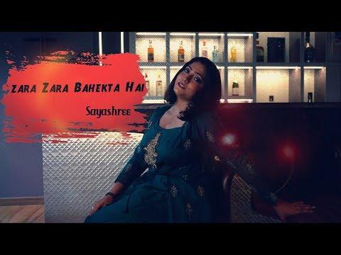 zara-zara-behekta-hai-|-full-song-cover-by-sayashree-|-rehnaa-hai-terre-dil-mein