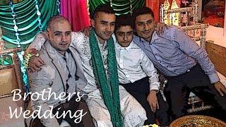 brothers wedding vlog 1   f7yub