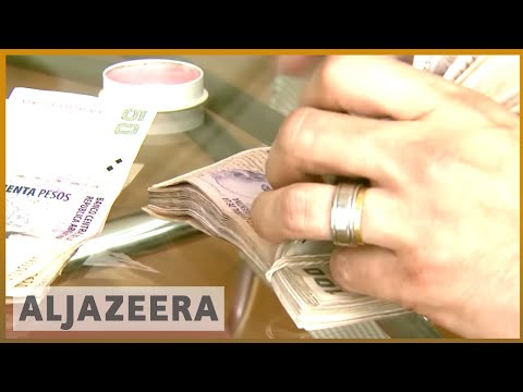🇦🇷Argentina economy Peso rises after interest rate jump | Al