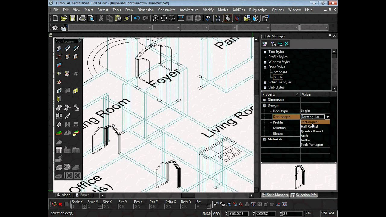 Architectural Drafting and Design  sc 1 st  YouTube & Architectural Drafting and Design - YouTube